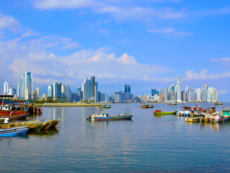 Panama Rundreise